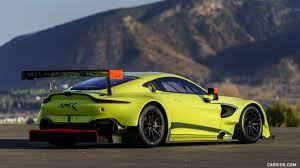 2018 Aston Martin Racing Vantage Gte Rear Three Quarter Hd Wallpaper 4