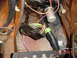 need dome light help chevelle chevelle tech switch for the dome light are on the ground side first check the fisher body connector near the e brake see pic orange wire should have 12v