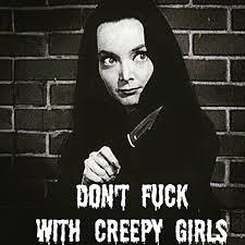 Scary girls fuck good