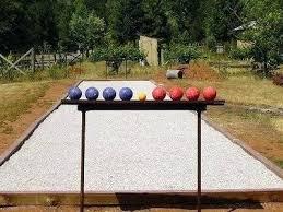 bocce ball court construction. Brilliant Ball Backyard Bocce Ball Court For Bocce Ball Court Construction U