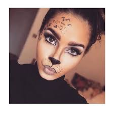 diy cheetah costume and get ideas how to create diy costumes with elegant appearance 14