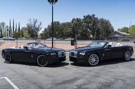 Rolls Royce Dawn Duo Share Passion For Forgiato Wheels