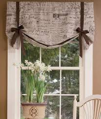 Valance Curtains For Kitchen