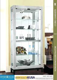modern curio cabinet. Modern Curio Cabinets Glass Ultra Contemporary Cabinet With Cappuccino Top And Bottom .