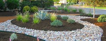 Decorative Rock Landscape Design