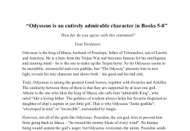essay writing tips to odysseus hero essay physician assisted suicide essay importance fast online a dissertation funding throughout the book odysseus is faced endless hardships