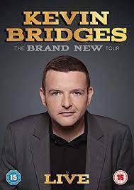 Kevin Bridges The Brand New Tour Live Dvd 2018 Amazon Co