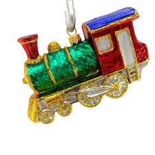 Die Kleine Geschenkidee Lokomotive Rot Grün Hanco
