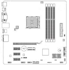 hp and compaq desktop pcs motherboard specifications msi ms motherboard layout figure layout z7 3054ick0kgte30aqo5o3ka3016