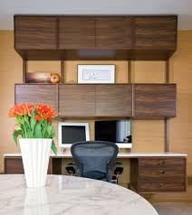 home office cable management. Cable Management Ideas Home Office Midcentury With Custom Millwork Silver Executive Chairs D