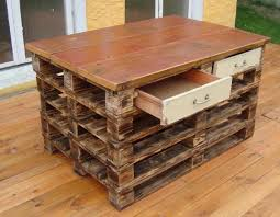 25 Fantastic fice Furniture Made Out Pallets
