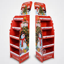 Custom Cardboard Display Stands Custom Cardboard Display Stands FLDS100 China POP POS Display 2