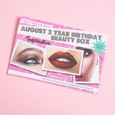 add medusa s makeup beauty box to your subscription list or wish list too
