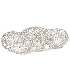 marcel wanders dutch chandelier barbed wire nickel steel crystal