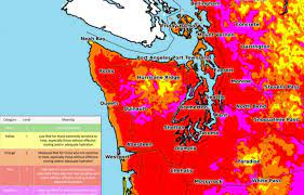 Excessive Heat Warning Extended