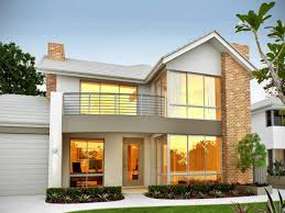 Small Picture Small Modern Home Exterior Design Trend Small house exteriors