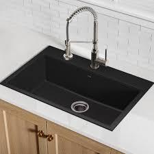 Kgd 412b Kraus 31 L X 2008 W Undermounttopmount Kitchen Sink
