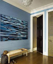View in gallery Modern glam entryway