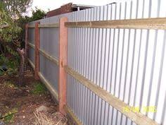 how to build sheet metal fence.  How Corrugated Metal Fence Diy Fences Made With Tin Outdoors  Painted Green Privacy In How To Build Sheet Metal Fence E