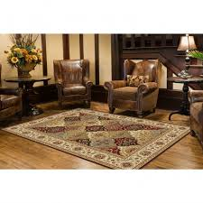 multicolor 9x12 area rugs and leather chairs for living room decor ideas