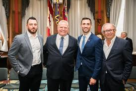 Stephen lecce now rules the schools — but ontario's new education minister takes on a tough portfolio amid controversial cuts and with tough contract talks on the horizon. Stephen Lecce Together We Are Going To Unleash The Facebook