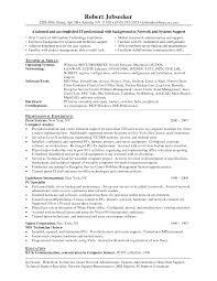 Technical Support Specialist Resume Sample Tomyumtumweb Com