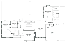 small ranch style house plans medium size of ranch style house plans 4 bedroom small with