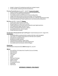 sample resumes environmental safety resume. resume