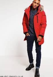 schott nyc men s clothing winter coat dark red clothing coats 0uycwzvkg