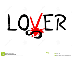 Design Lover Loser And Lover Message Stock Vector Illustration Of Loser