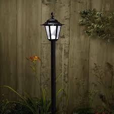 Solar Powered Garden Lights Uk Buy Cheap Solar Garden Post Compare Lighting Prices For