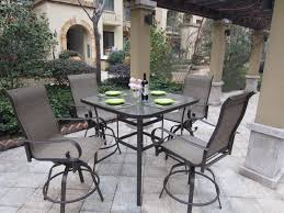 big lots patio furniture clearance wilson and fisher patio furniture wave grey high back swivel dining chairs patio dining set