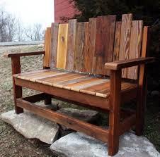 outdoor garden benches for
