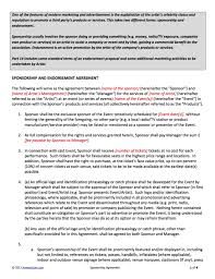Best Artist Agreement Contract Pictures Resume Samples Writing