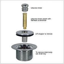 bathtub lever bathtub drain stopper removal bathtub lever will not stay down bathtub lever freestanding