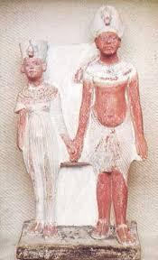 Akhenaton and Nefertiti    Kids Encyclopedia   Children     s Homework     Kids Britannica