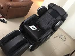 massage chair for car. osim udivine app massage chair for sale - aed 8,500 car m