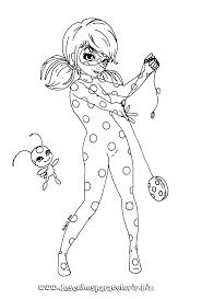 Colorear Dibujos Ladybug