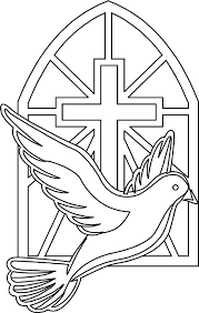 Catholic Cross Coloring Pages At Getdrawingscom Free For Personal