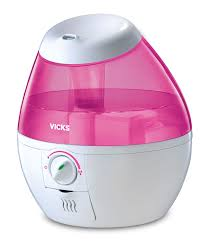 Small Humidifier For Bedroom Amazoncom Vicks Vicks Vul520w Filter Free Cool Mist Humidifier