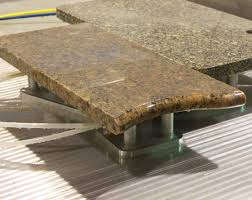 granite can be machined to any shape