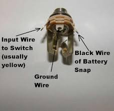 guitar input jack wiring diagram guitar image wiring input output jacks general guitar gadgets on guitar input jack wiring diagram