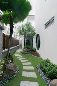 Landscape Design For Semi D House Modern Garden Semi Detached Design Ideas Photos Malaysia
