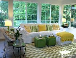 Modern Sunroom Furniture View In Gallery This Modern Indoor Sunroom