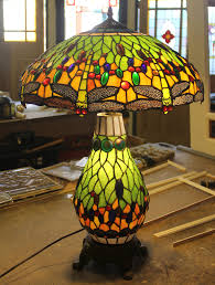 Handmade Tiffany Style Lamps And Lighting