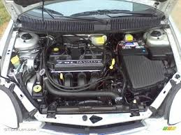 2000 Dodge Neon ES 2.0 Liter SOHC 16-Valve 4 Cylinder Engine Photo ...