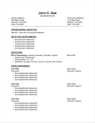 Resume Job Accomplishments Examples 2yv Net