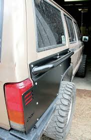 the top 5 modifications for your jeep cherokee that you should disposable hero part 2 you can get the or fab quarter armor panels