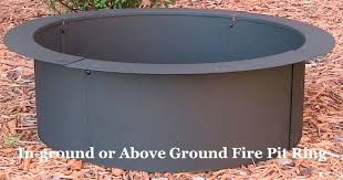 building an inground fire pit steel fire pit insert elegant steel fire pit liner how to build a fire pit easily diy in ground propane fire pit