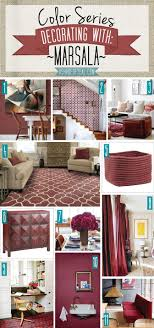 Best Burgundy Walls Ideas On Pinterest - Livingroom paint colors